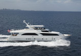 Second Amendment Charter Yacht at Miami Yacht Show 2020