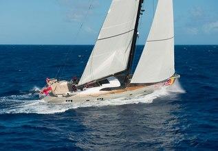Lush Charter Yacht at Antigua Charter Yacht Show 2014
