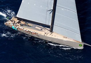Open Season Charter Yacht at The Superyacht Cup Palma 2015
