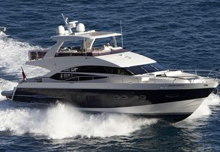 Carte Blanche III Charter Yacht at Cannes Yachting Festival 2015