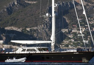 Heritage M Charter Yacht at Perini Navi Cup 2018