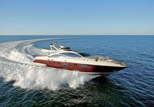Duke Charter Yacht at Mediterranean Yacht Show 2017