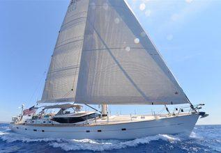Rivendell Charter Yacht at Palma Superyacht Show 2021