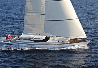 My Star Charter Yacht at The Dubois Cup 2015