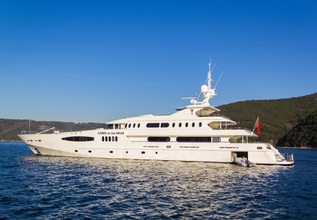 Lord Of The Seas Charter Yacht at MYBA Pop-Up Superyacht Show 2017