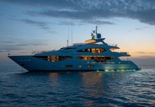 Aqua Libra Charter Yacht at Mediterranean Yacht Show 2019