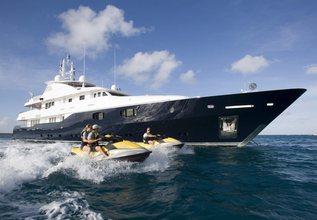 Odessa Charter Yacht at MYBA Charter Show 2017