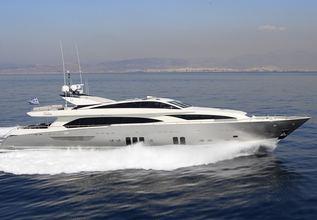 Dragon Charter Yacht at Mediterranean Yacht Show 2016