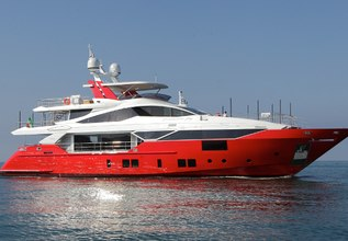 Constance Joy Charter Yacht at Miami Yacht Show 2020