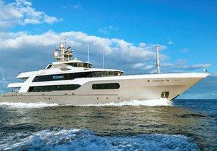 My Seanna Charter Yacht at Antigua Charter Yacht Show 2014