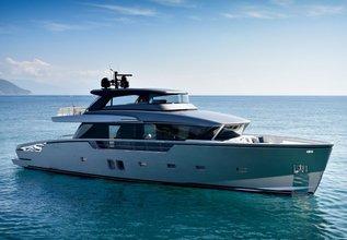 Zazzazu II Charter Yacht at Fort Lauderdale International Boat Show (FLIBS) 2020- Attending Yachts