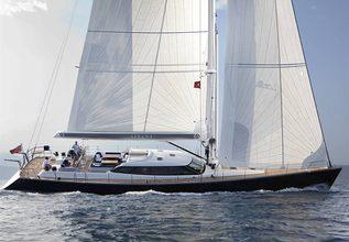 Zweisamkeit Charter Yacht at Fort Lauderdale Boat Show 2014