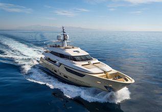 Souraya Charter Yacht at Monaco Yacht Show 2017