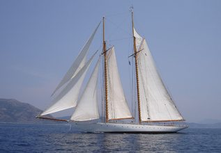 Eleonora Charter Yacht at MYBA Charter Show 2014