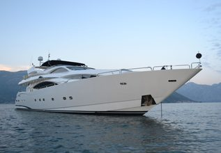 Happy Charter Yacht at Montenegro Yacht Show 2015