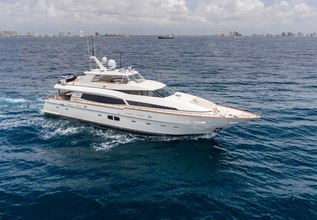 BW Charter Yacht at Fort Lauderdale Boat Show 2019 (FLIBS)