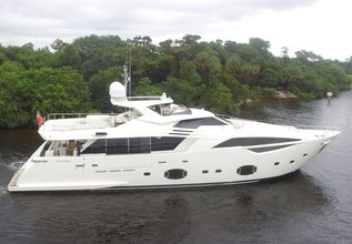 C Charter Yacht at Fort Lauderdale Boat Show 2019 (FLIBS)