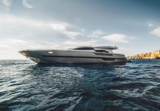 Eleven I Charter Yacht at Mediterranean Yacht Show 2017
