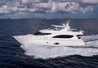 Jeannietini Charter Yacht at Fort Lauderdale International Boat Show (FLIBS) 2021