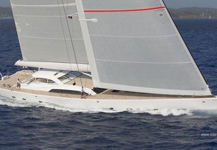 Unfurled Charter Yacht at The Superyacht Cup Palma 2016