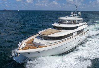 Sixty Six Charter Yacht at Miami Yacht Show 2018