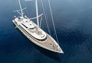 Aresteas Charter Yacht at Monaco Yacht Show 2018