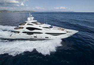 Amwaj Charter Yacht at Monaco Yacht Show 2017