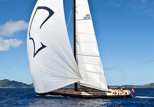 Nefertiti Charter Yacht at Cannes Yachting Festival 2014