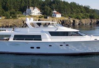 White Duchess III Charter Yacht at Miami Yacht Show 2020