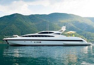 Baby June III Charter Yacht at Montenegro Yacht Show 2015