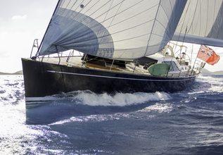 Padma Charter Yacht at Antigua Charter Yacht Show 2014