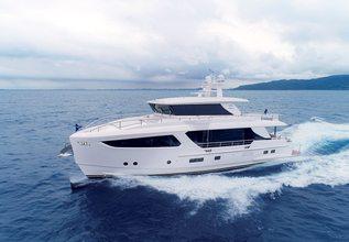 Parabolic Charter Yacht at Fort Lauderdale International Boat Show (FLIBS) 2021