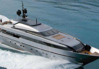 Tesoro Charter Yacht at Monaco Yacht Show 2015
