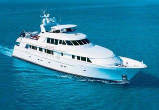 Murphy's Law Charter Yacht at Dubai International Boat Show 2021