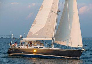 Destiny Charter Yacht at Newport Charter Yacht Show 2016