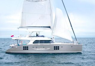 Maverick Charter Yacht at Antigua Charter Yacht Show 2017