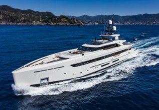 Vertige Charter Yacht at Monaco Yacht Show 2017