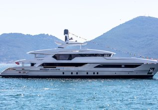Silver Fox Charter Yacht at Cannes Yachting Festival 2018