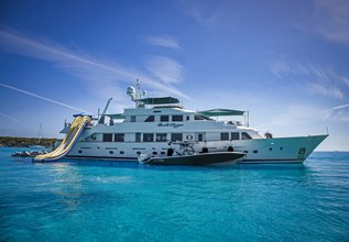 Sweet Escape Charter Yacht at Antigua Charter Yacht Show 2014