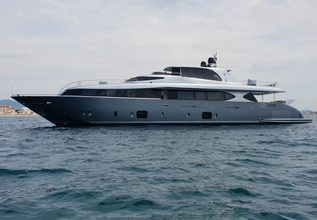 Sands Charter Yacht at SeaYou Yacht Sales & Charter Days 2019