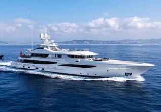 Gigagi Charter Yacht at Antigua Charter Yacht Show 2016