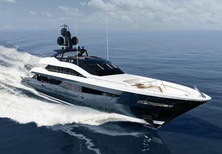 Irisha Charter Yacht at Monaco Yacht Show 2018