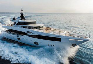 Krishh Charter Yacht at Miami Yacht Show 2020