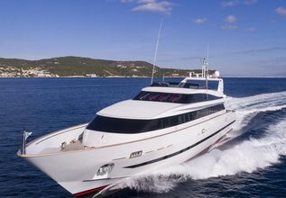 Sole Di Mare Charter Yacht at Mediterranean Yacht Show 2017