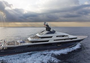 Tranquility Charter Yacht at Monaco Yacht Show 2014
