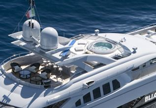 Bliss Charter Yacht at Monaco Yacht Show 2017