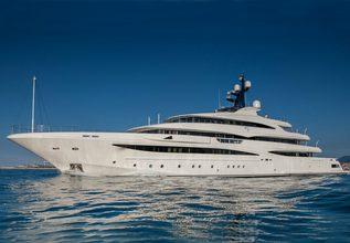 Lady Jorgia Charter Yacht at Monaco Yacht Show 2017