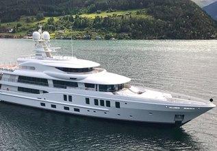 New Secret Charter Yacht at Monaco Yacht Show 2017