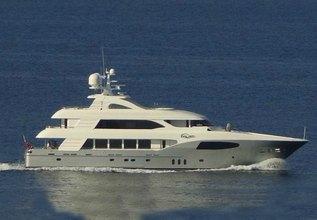 I Sea Charter Yacht at Mediterranean Yacht Show 2019
