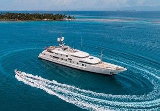 Calypso Charter Yacht at Antigua Charter Yacht Show 2017